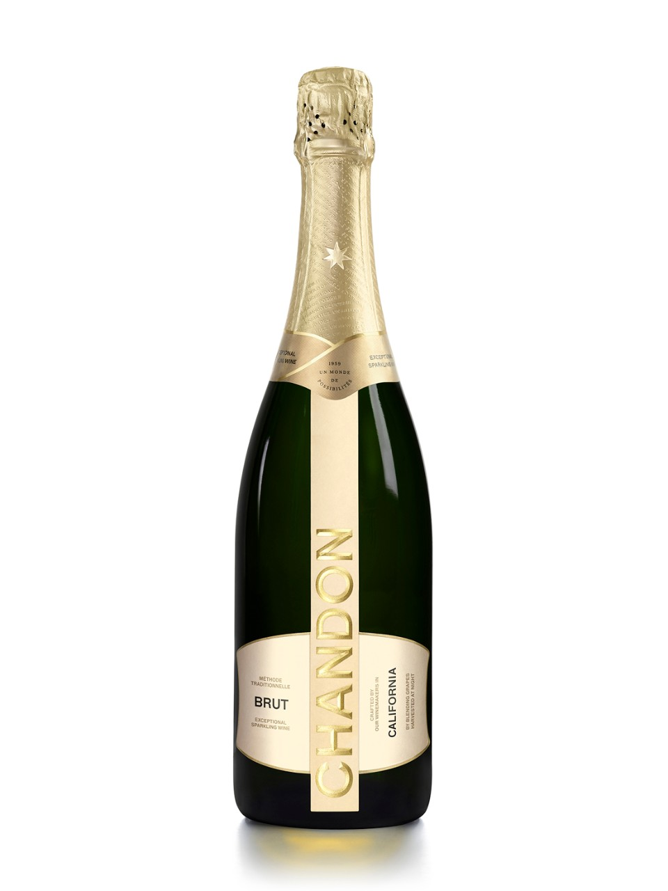 Image for Domaine Chandon Brut Classic from LCBO