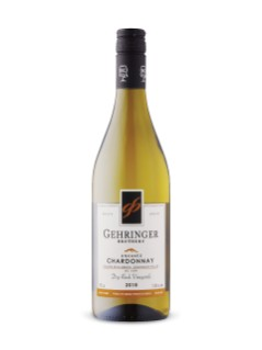 Gehringer Brothers Dry Rock Vineyards Unoaked Chardonnay 2017