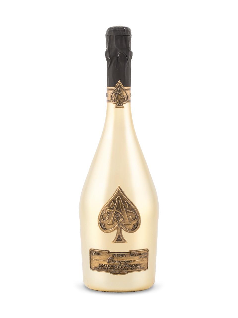 Armand De Brignac Ace Of Spades Brut Gold Champagne