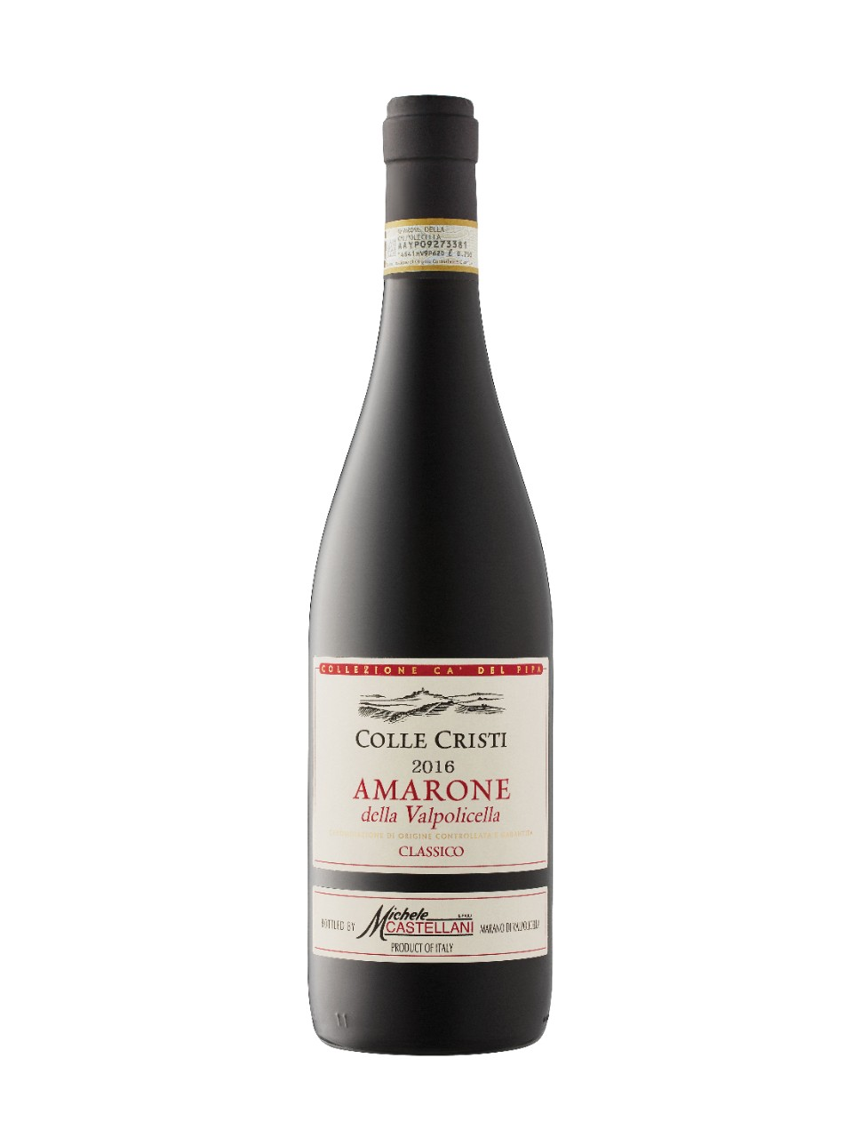 Image for Michele Castellani Colle Cristi Amarone della Valpolicella Classico 2013 from LCBO
