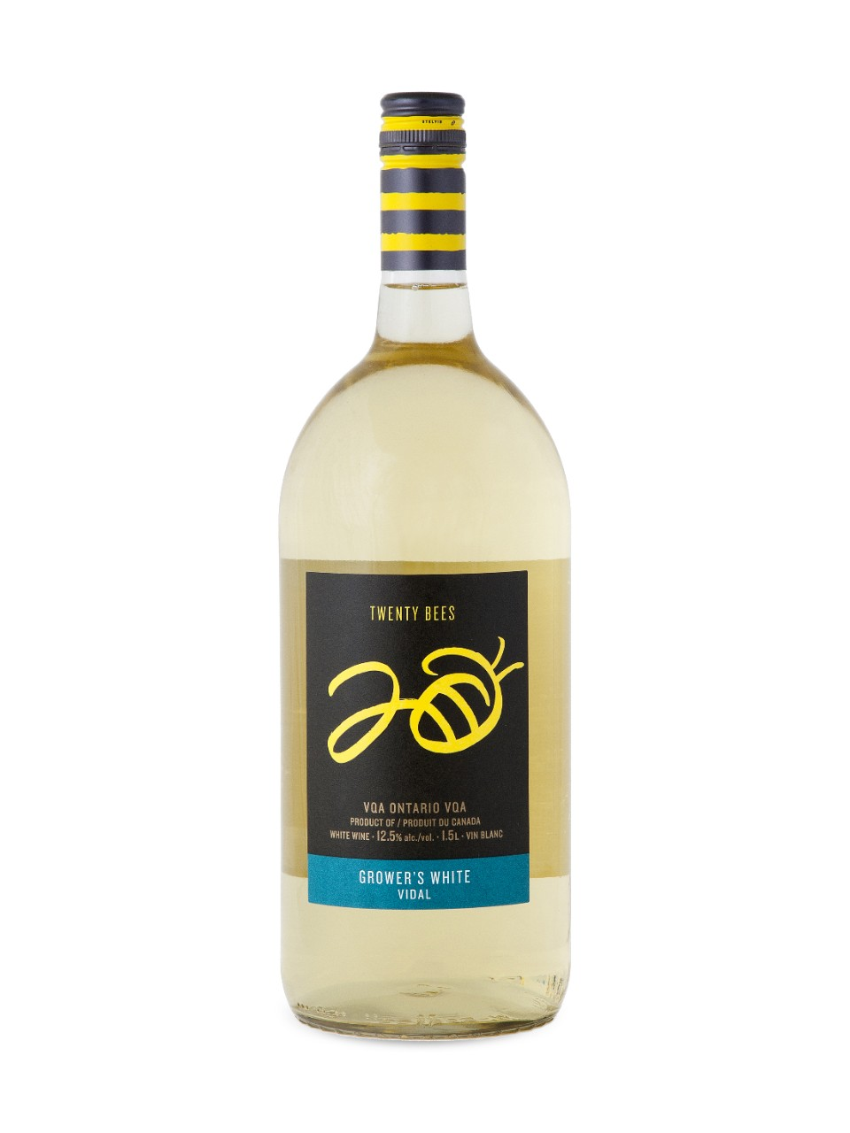 Image for 20 Bees Grower's White VQA from LCBO