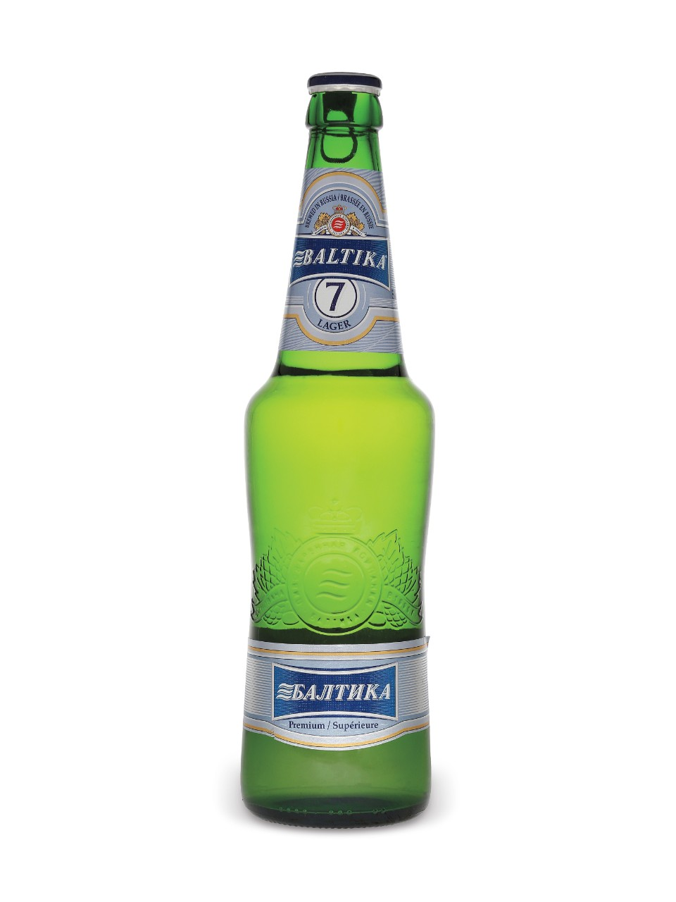 Image for Baltika 7 from LCBO