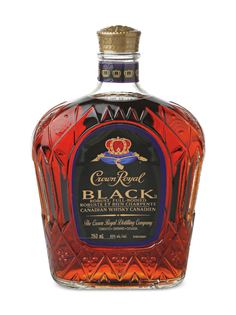 Image for Crown Royal Black from LCBO