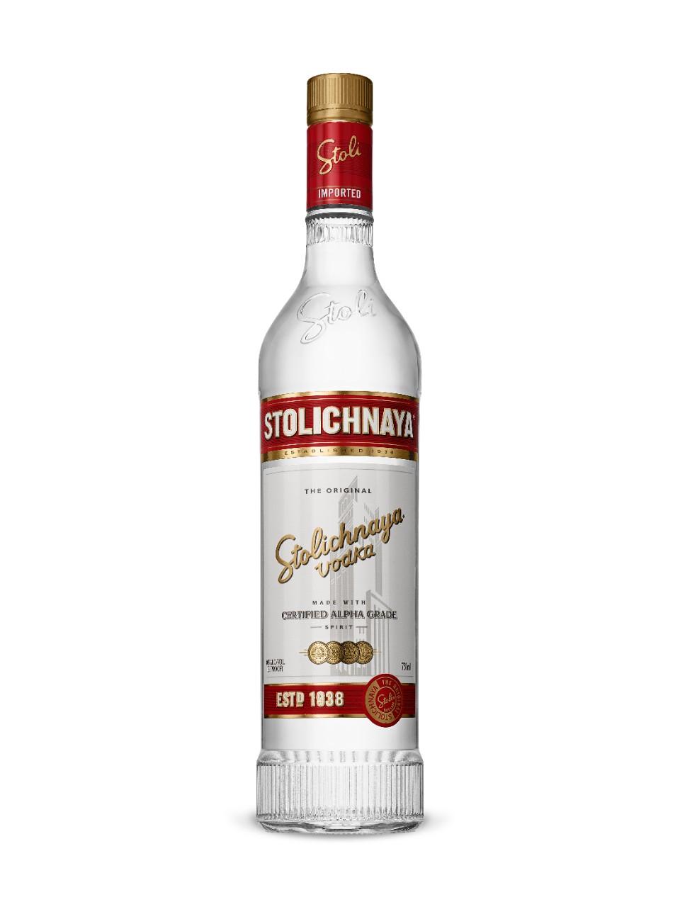 Stolichnaya Vodka | LCBO