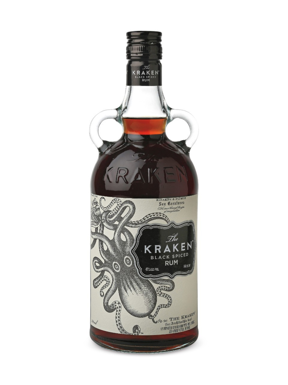 The Kraken Black Spiced Rum | LCBO