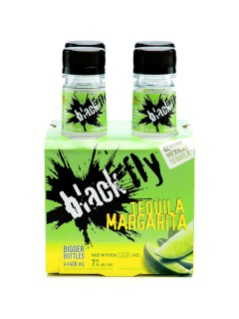 Black Fly Tequila Margarita (bouteilles PET)