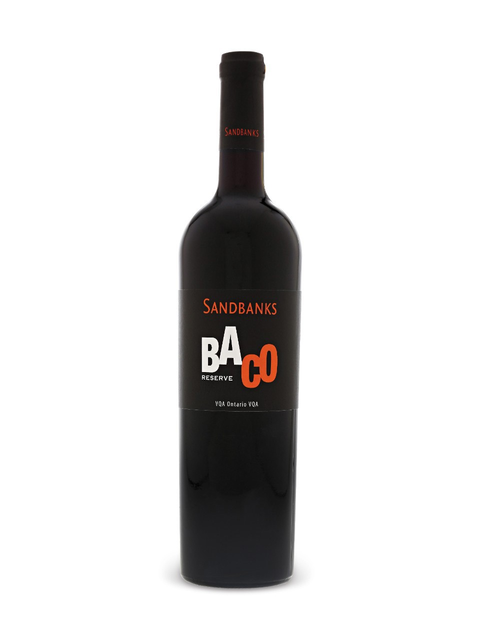 Image for Sandbanks Baco Noir Reserve VQA from LCBO