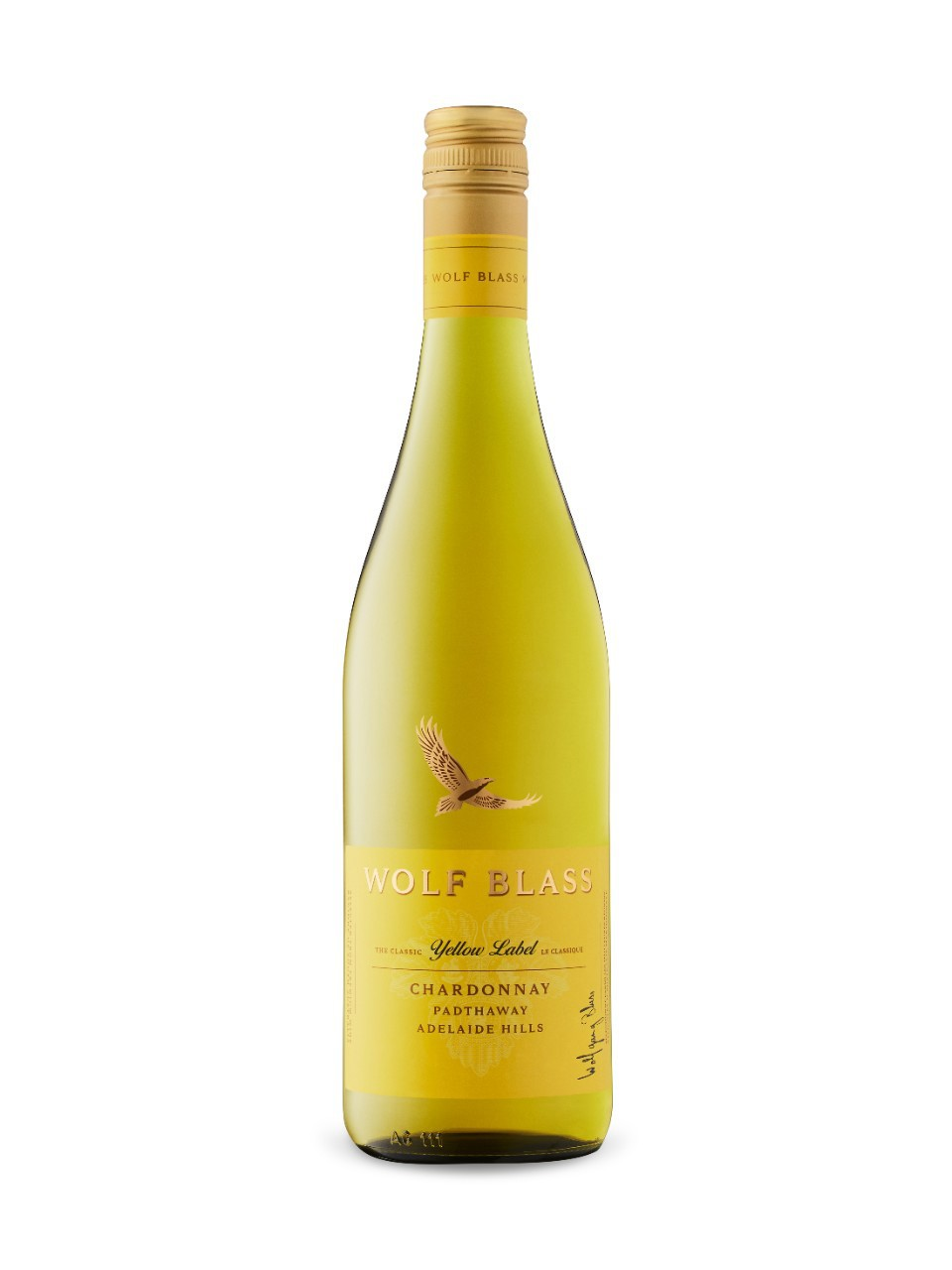 Image for Wolf Blass Yellow Label Chardonnay from LCBO