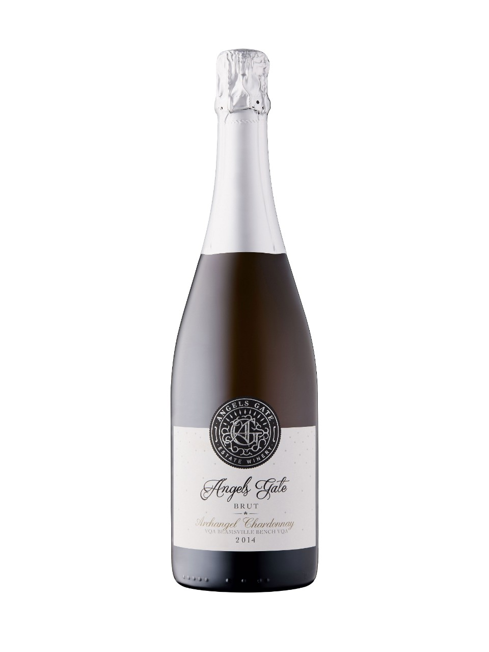 Image for Angels Gate Archangel Brut Sparkling Chardonnay 2014 from LCBO