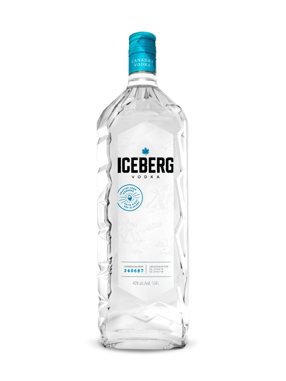 Image for Iceberg Vodka from LCBO