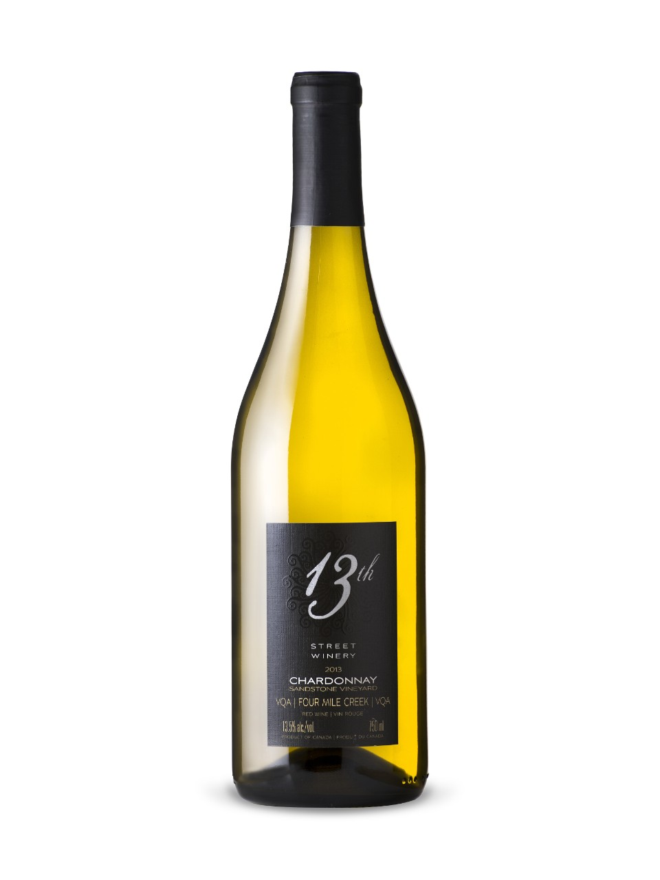 Image for 13th Street Sandstone Reserve Chardonnay 2013 from LCBO
