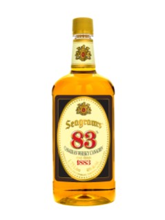 Seagrams 83 Whisky (PET)
