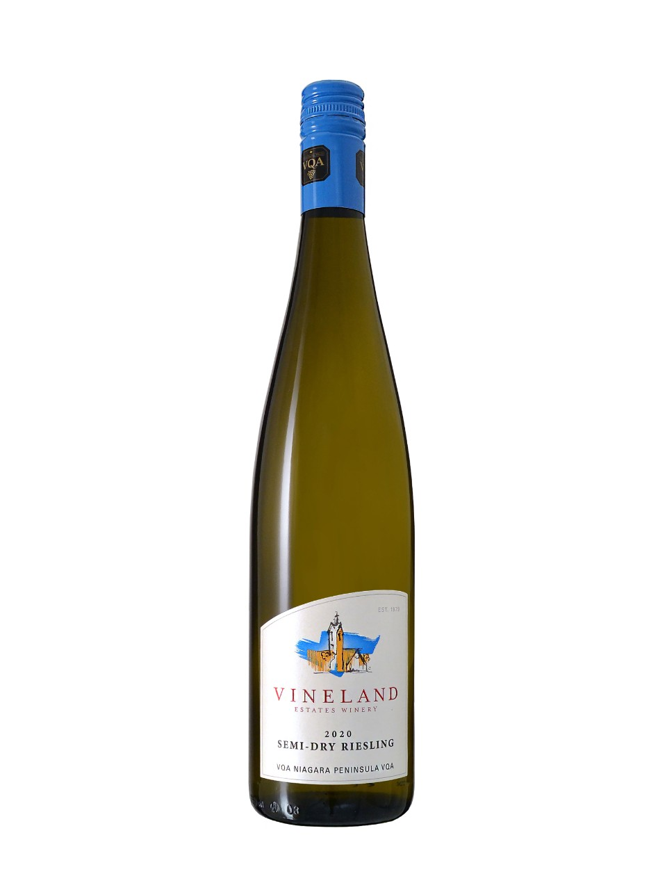 Image for Vineland Estates Semi-Dry Riesling VQA from LCBO