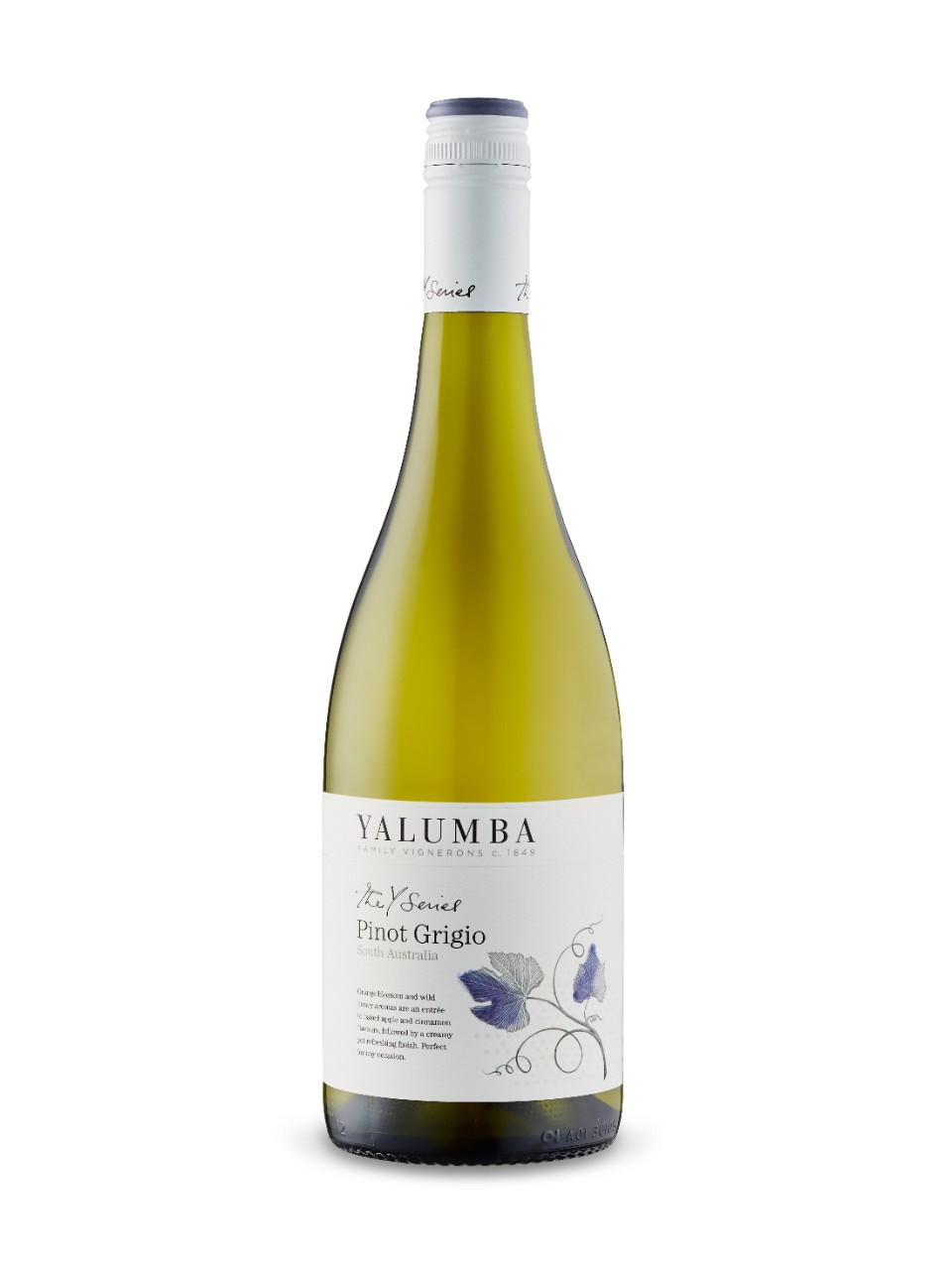 Image for Yalumba Y Series Pinot Grigio 2015 from LCBO