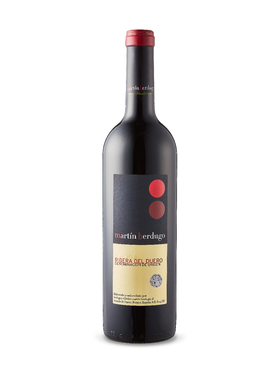 Image for Martin Berdugo Reserva 2010 from LCBO