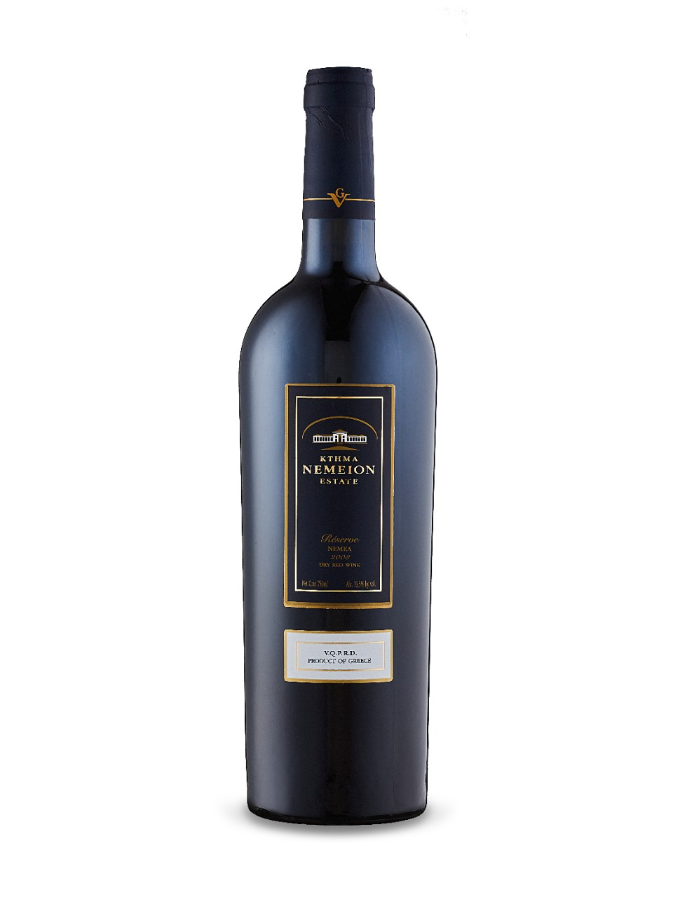 Image for Nemea Reserve Red 2008 from LCBO
