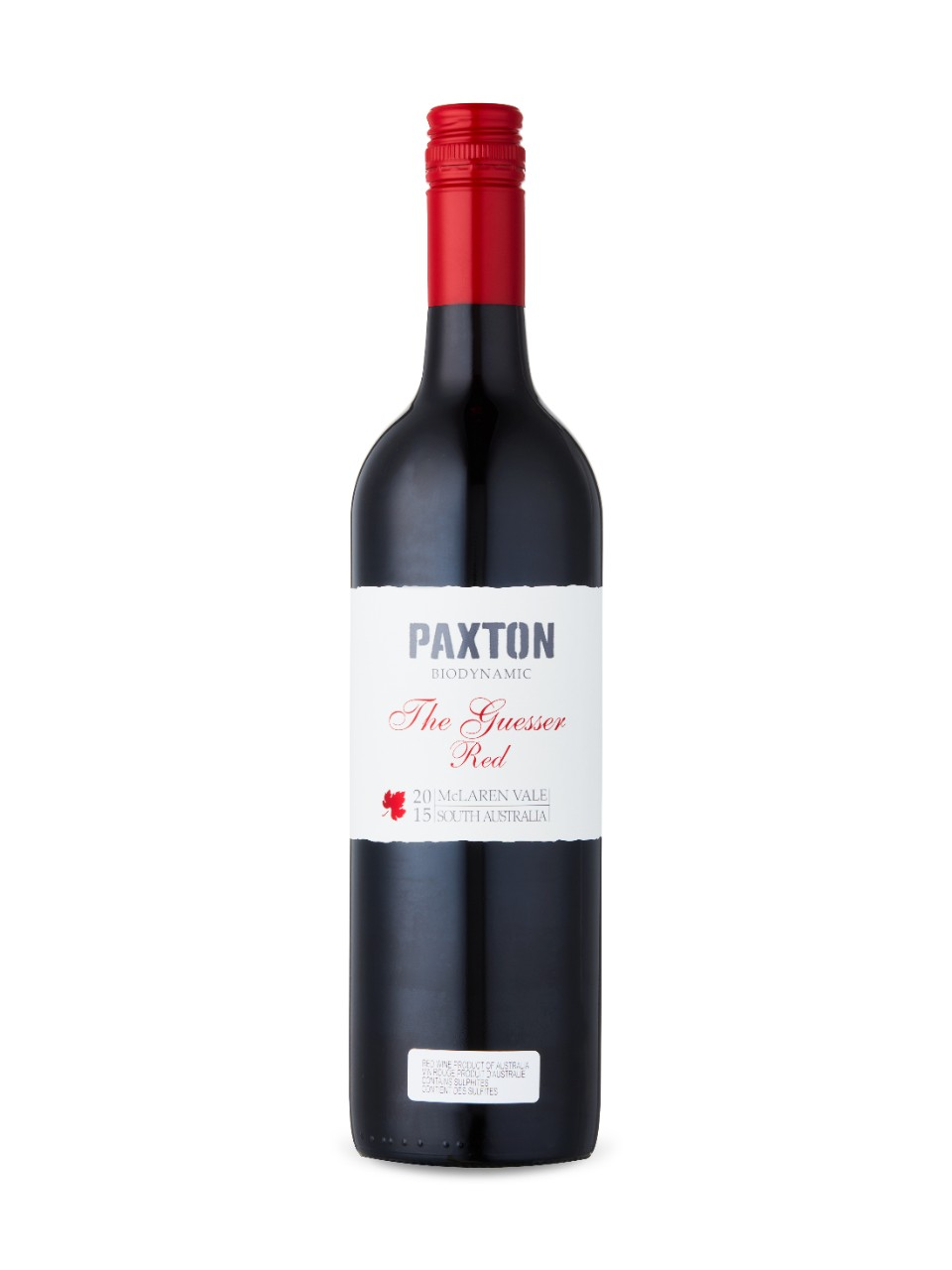 The Guesser Rouge Paxton 2015