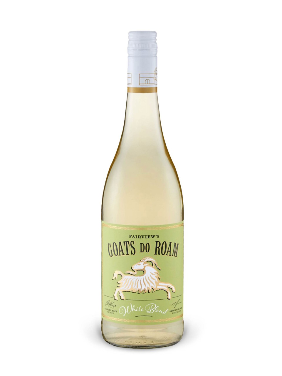 Image for Goats do Roam White from LCBO