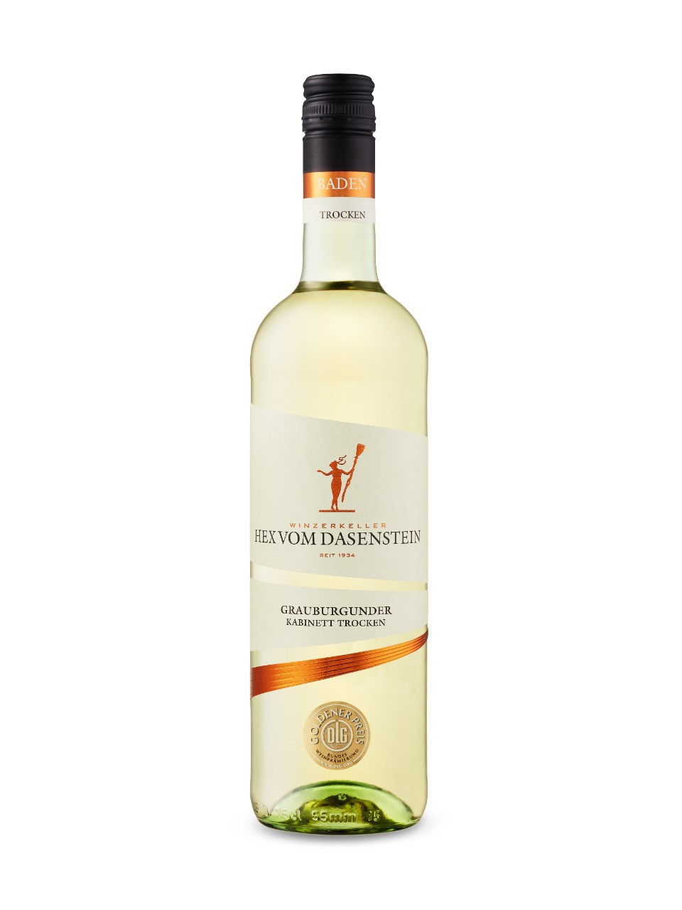 Image for Hex Vom Dasenstein Grauburgunder 2015 from LCBO