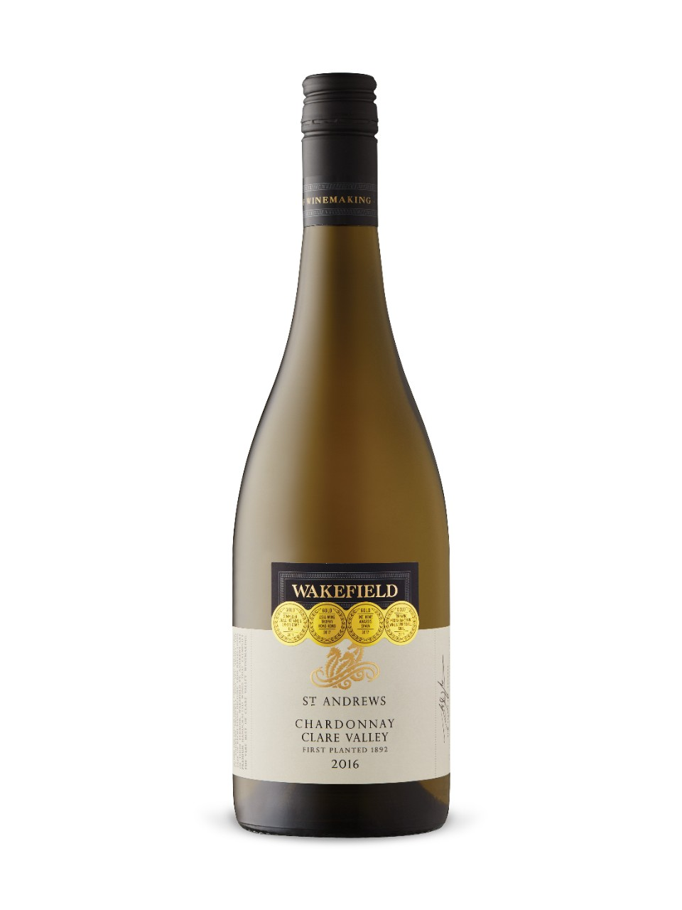 Image for Wakefield St. Andrews Chardonnay 2016 from LCBO