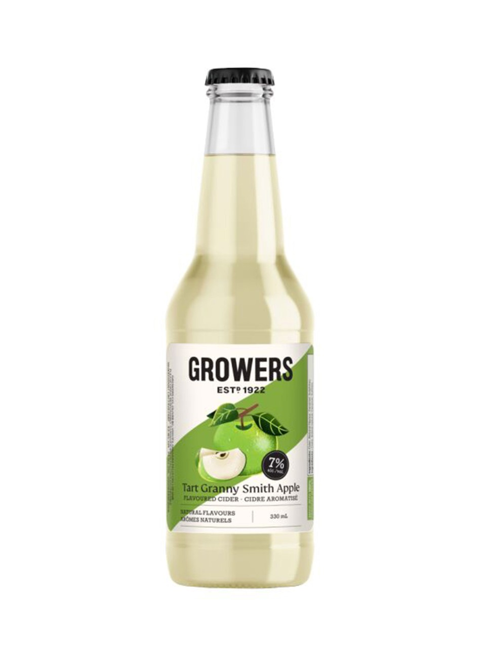Growers Granny Smith Apple Cider Lcbo