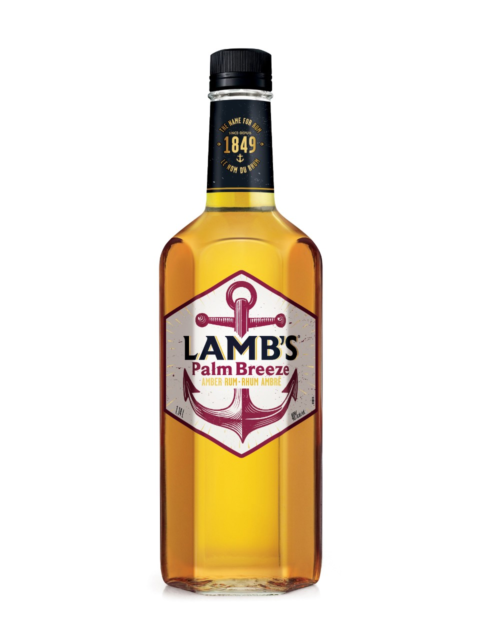 Lamb's Palm Breeze Rum (PET)