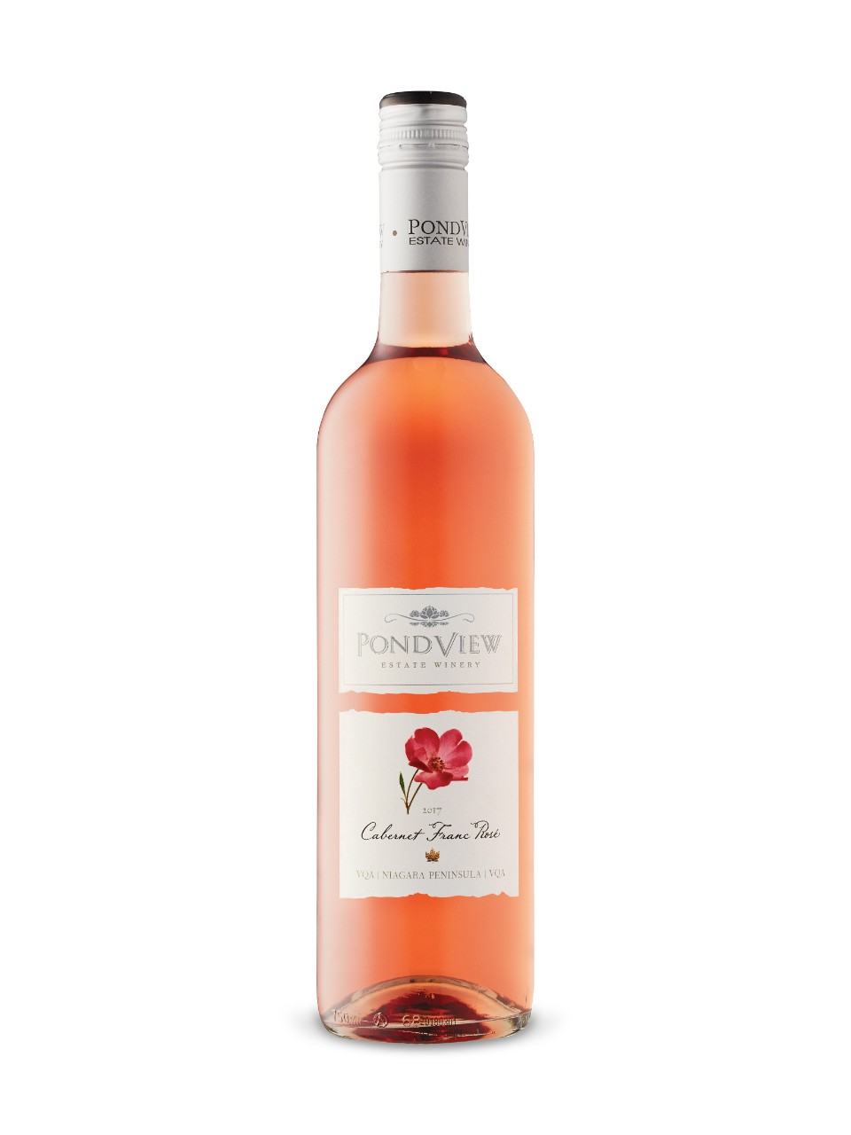 Image for Pondview Cabernet Franc Rosé 2017 from LCBO