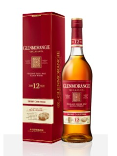 Glenmorangie Lasanta Extra Matured Highland Single Malt Scotch Whisky