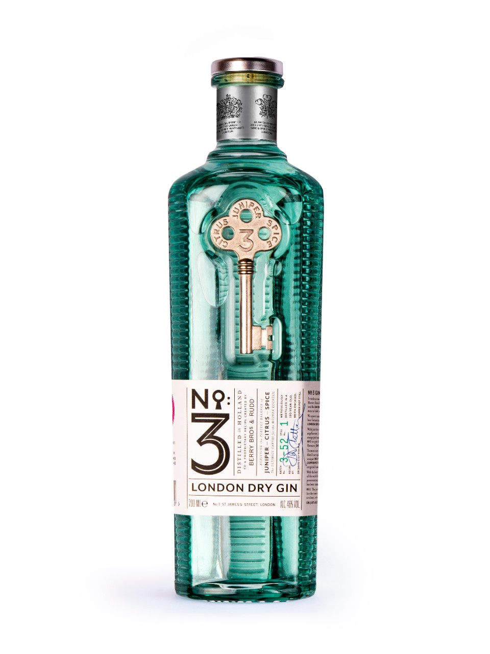 Image for No. 3 London Dry Gin from LCBO