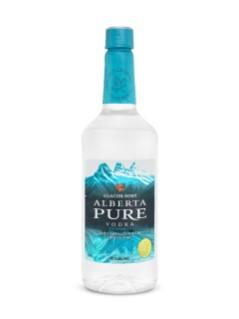 Alberta Pure Vodka (PET)