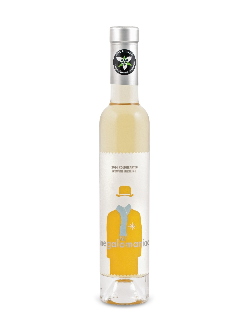 Vin de glace Riesling Coldhearted Megalomaniac 2014