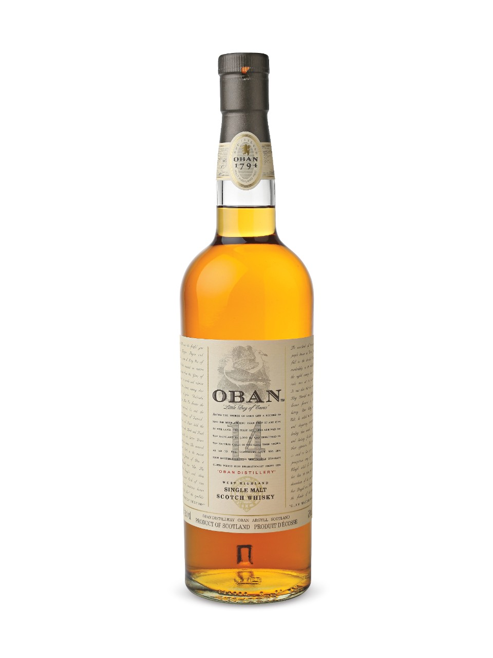 Image for Oban 14 Year Old Single Malt Scotch Whisky from LCBO
