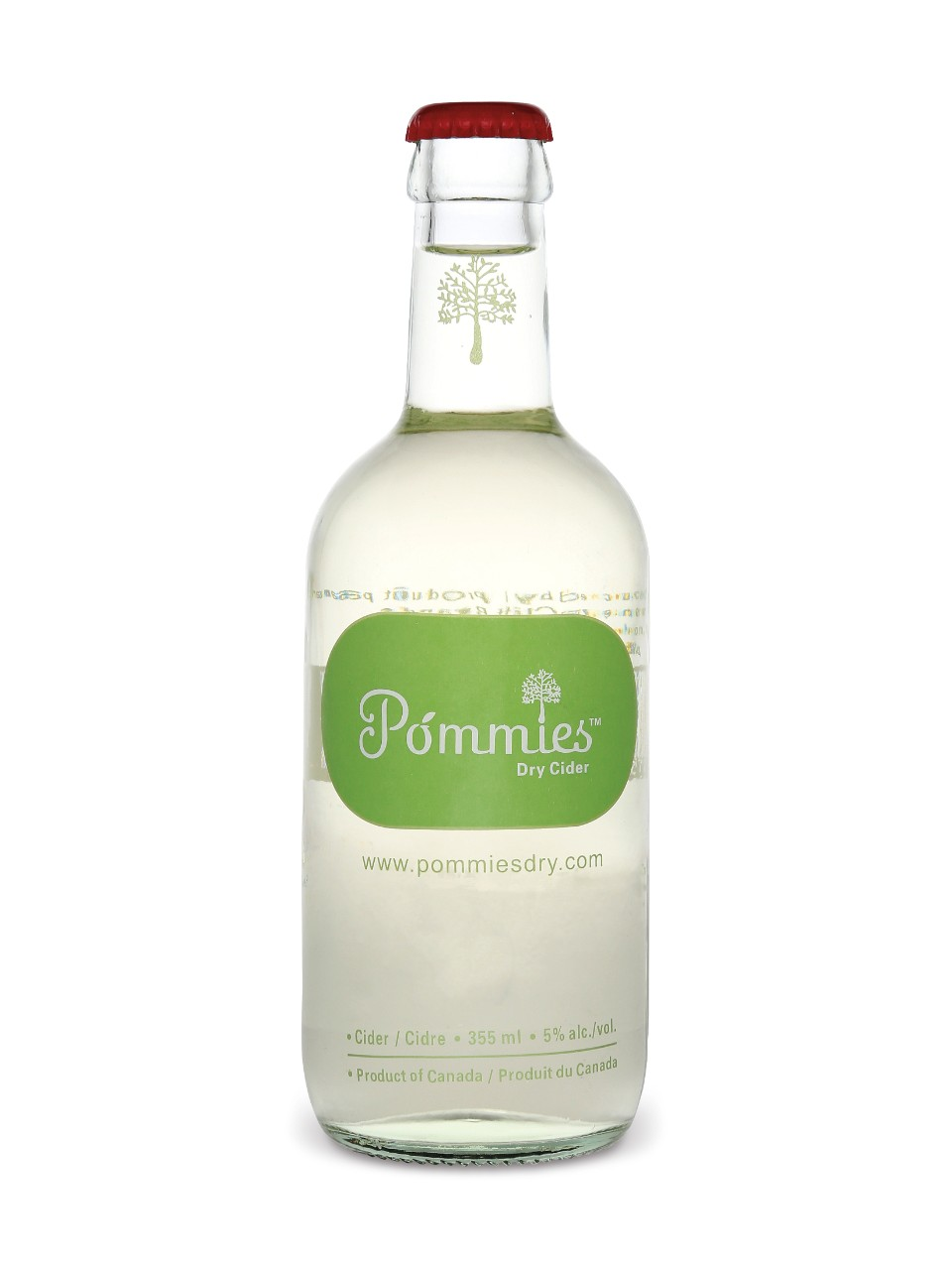 Image for Pommies Dry Cider from LCBO