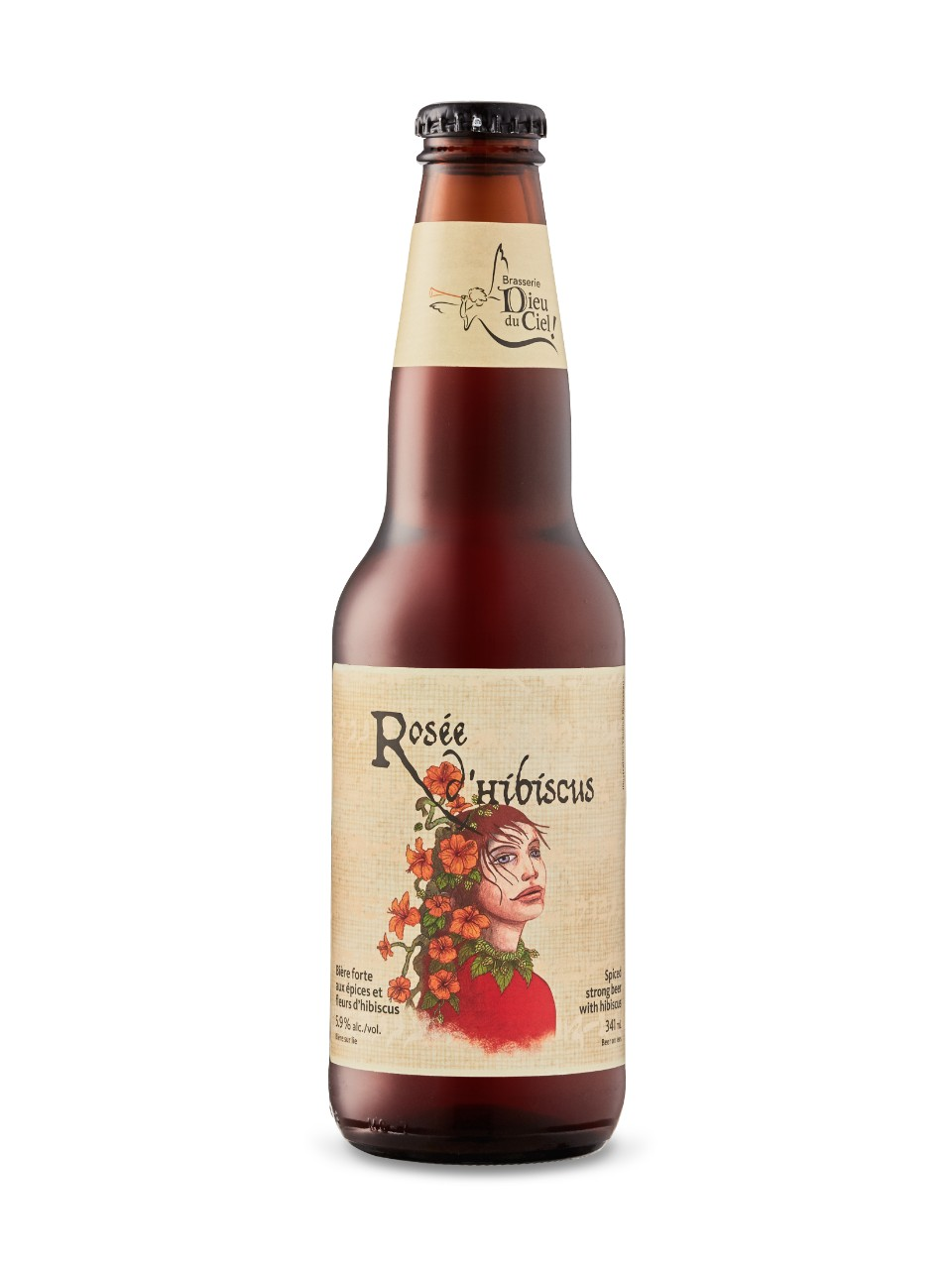 Image for Dieu Du Ciel! Rosée D'Hibiscus from LCBO