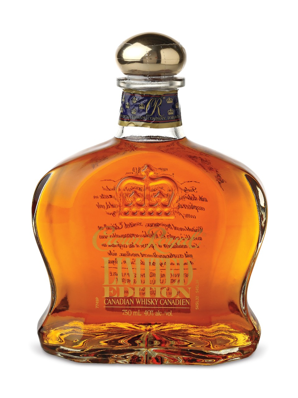 Crown Royal Limited Edition Whisky