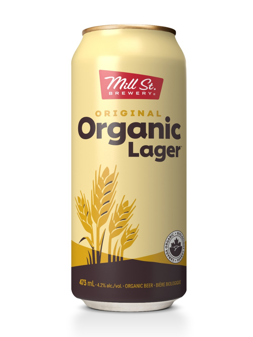 Mill Street Original Organic Lager from LCBO