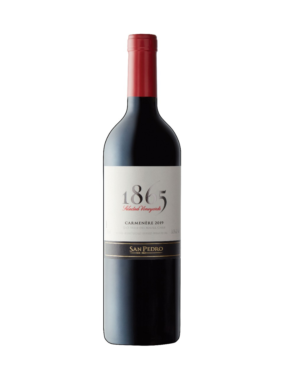 Image pour Carmenère Selected Vineyards 1865 San Pedro 2017 à partir de LCBO