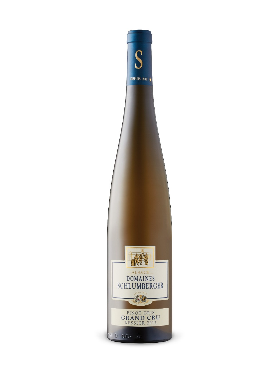 Image for Domaines Schlumberger Kessler Pinot Gris 2012 from LCBO