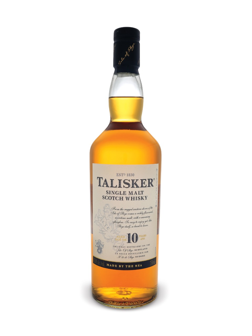 Image for Talisker 10 Year Old Single Malt Scotch Whisky from LCBO