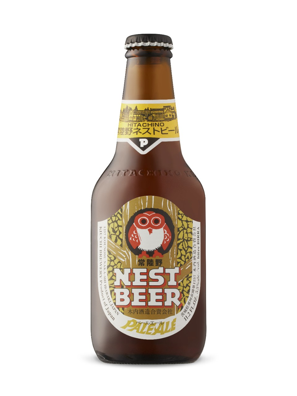 Image for Hitachino Nest Pale Ale from LCBO