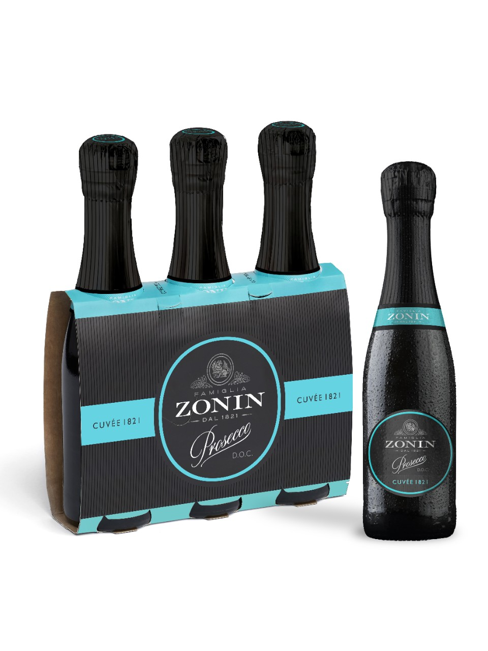 Image for Zonin Prosecco Brut 1821 DOC from LCBO
