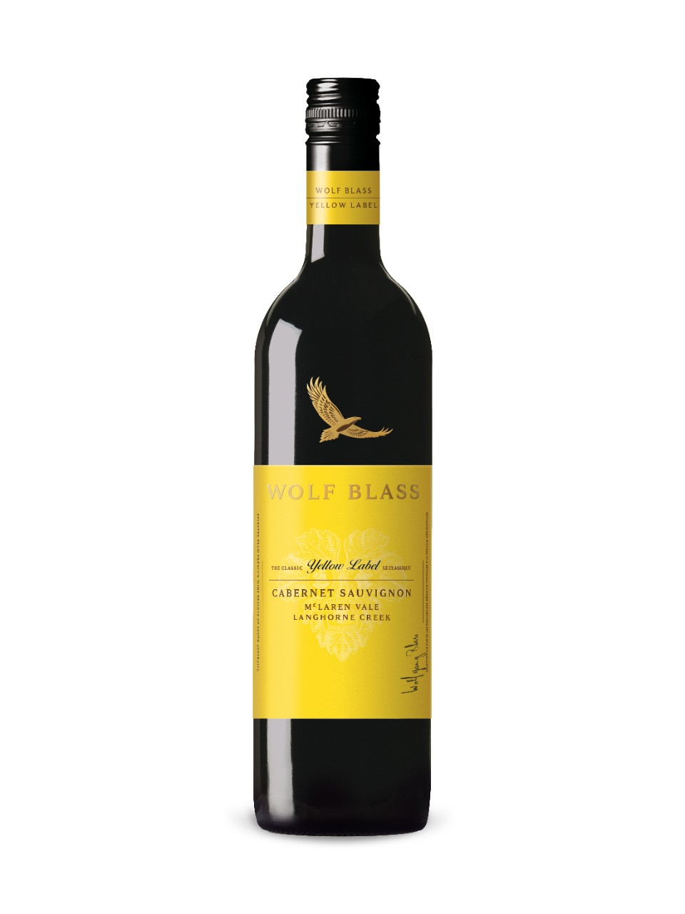 Image for Wolf Blass Yellow Label Cabernet Sauvignon from LCBO