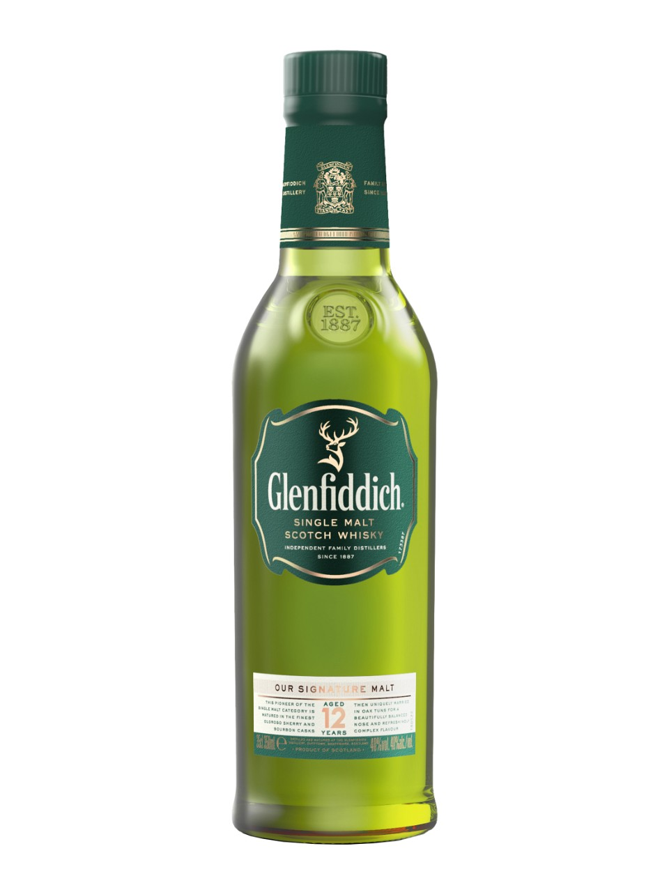 Glenfiddich Single Malt 12 Year Old Scotch Whisky from LCBO