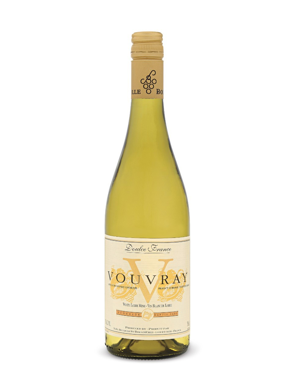 Image for Bougrier Vouvray Chenin Blanc from LCBO