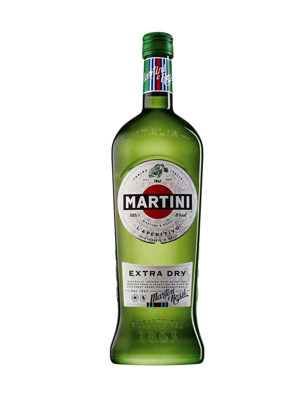 Image for Martini Dry Vermouth White from LCBO