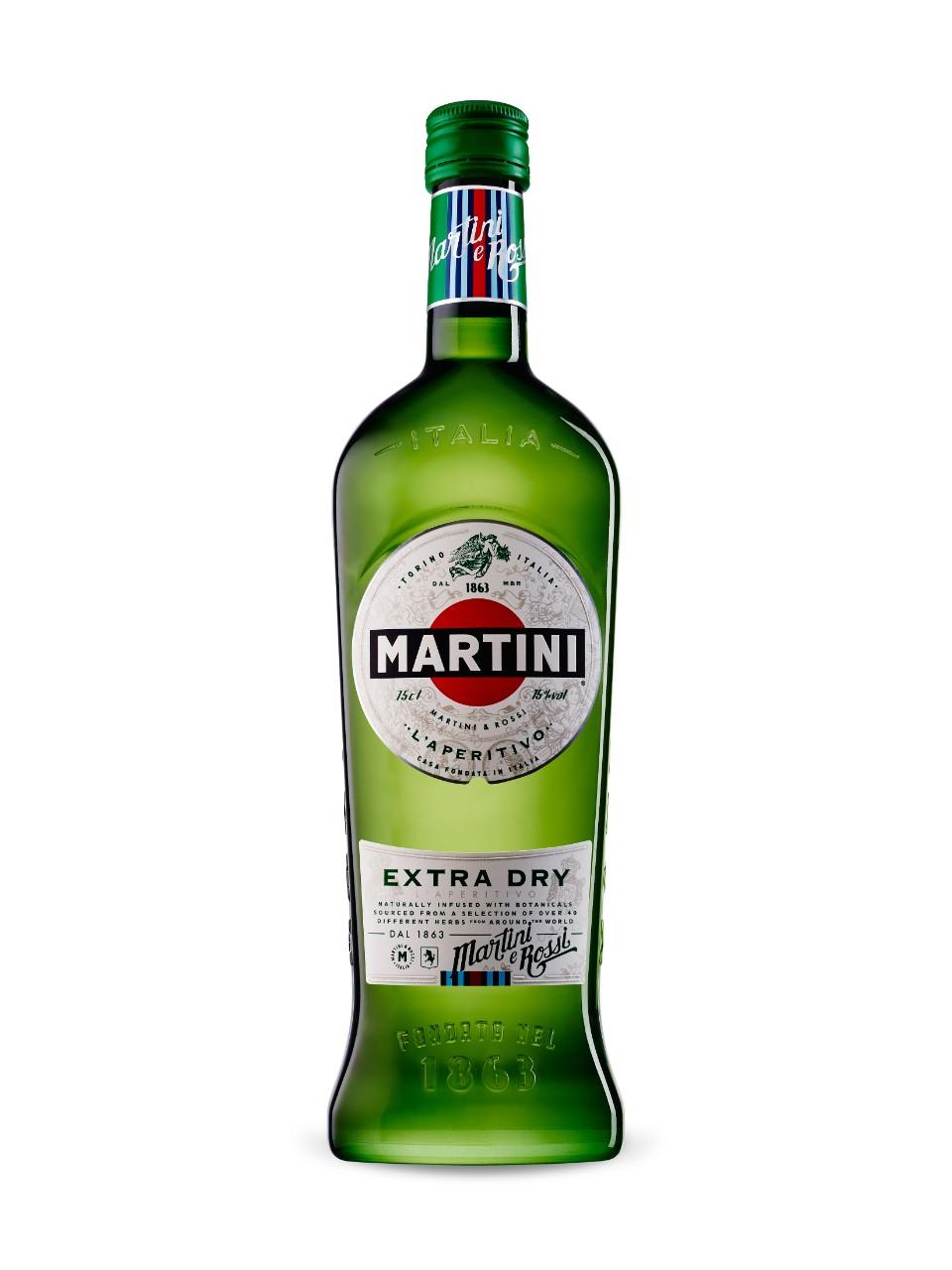 Martini Dry Vermouth White Lcbo