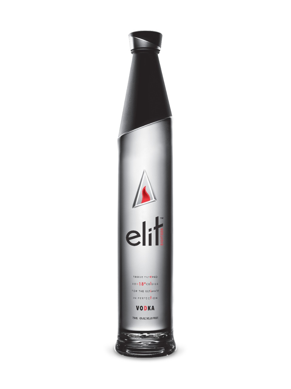 Nothing like Elit Vodka for elitist personalities!
