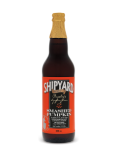 Shipyard Smashed Pumpkin Ale