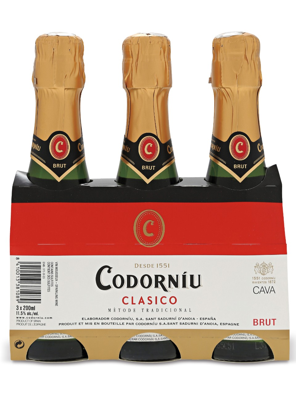 Image for Codorniu Brut Clasico Sparkling from LCBO