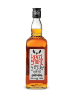 Revel Stoke Spiced Whisky